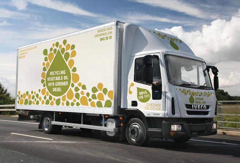 Greener-Diesel-Lorry