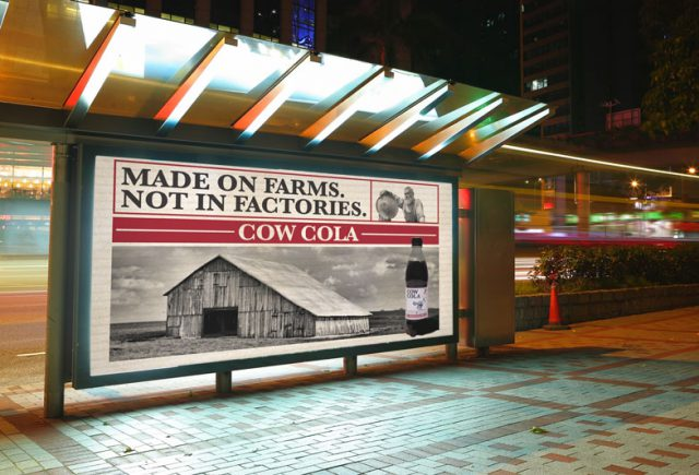 Cow-Cola-Billboard