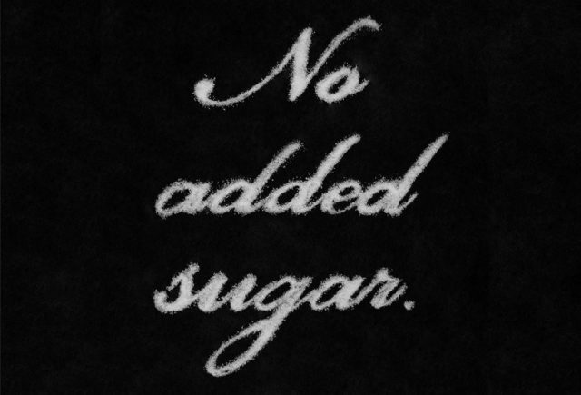 No-Added-Sugar