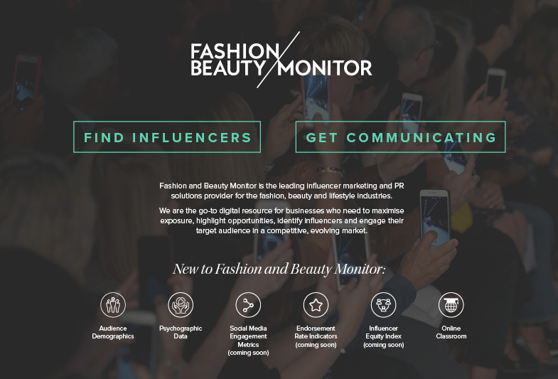 Fashion & Beauty Monitor Influencer Profile